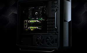 GEFORCE-DESKTOP-GRAFIKKARTEN UND -PCS