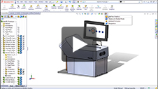2 Minuten Video-Tipp: Optimales Arbeiten mit SOLIDWORKS RealView