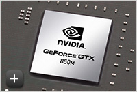 GeForce GTX 850M
