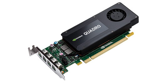 Quadro K1200 DVI