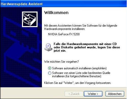 soundtreiber für windows xp