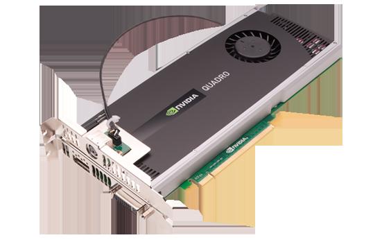 Quadro 4000 für mac nvidia