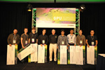 2010 Nvidia Graduate Fellowship Award winners