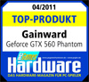 PC Games Hardware Gainward GTX 560 Ti