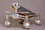 "Moon Rover ""Asimov"" from Part-Time Scientists"