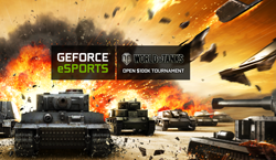 GeForce eSports World of Tanks Tournament