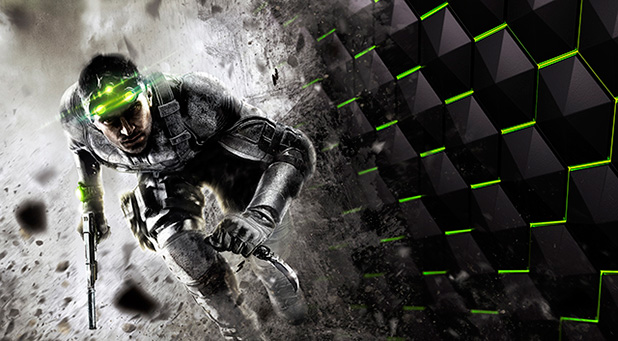 """Tom  Clancy's Splinter Cell Blacklist"" mit NVIDIA Technologie"