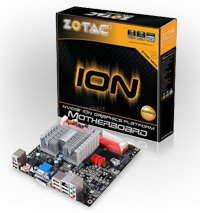 ZOTAC ION Mainboards
